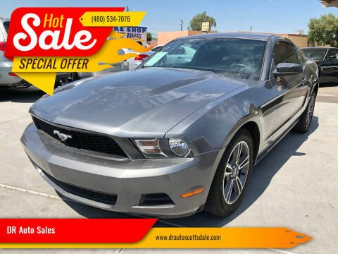 2010 Ford Mustang for sale at DR Auto Sales in Scottsdale AZ