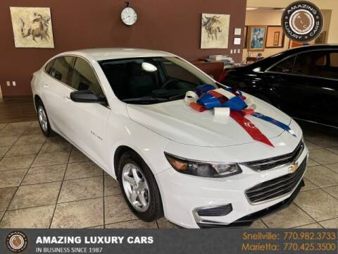 2017 Chevrolet Malibu for sale at Amazing Luxury Cars in Snellville GA