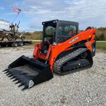 2021 Kubota SVL95-2s Skid Steer  for sale at Ken's Auto Sales & Repairs in New Bloomfield MO