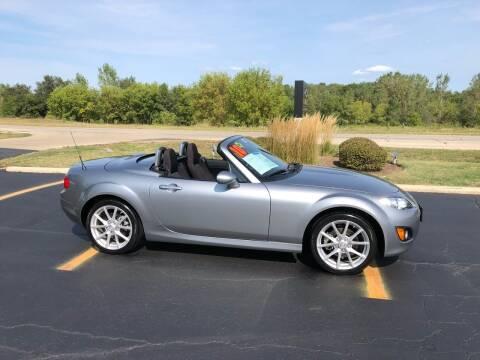 2010 Mazda MX-5 Miata for sale at Fox Valley Motorworks in Lake In The Hills IL