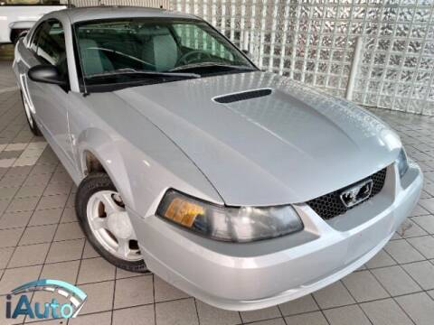 2002 Ford Mustang for sale at iAuto in Cincinnati OH