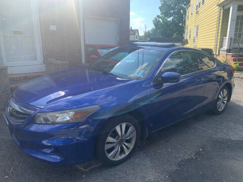 2011 Honda Accord for sale at UNION AUTO SALES in Vauxhall NJ