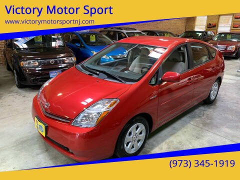 2008 Toyota Prius for sale at Victory Motor Sport in Paterson NJ