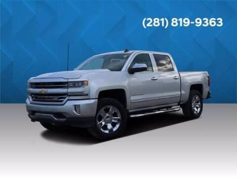 2016 Chevrolet Silverado 1500 for sale at BIG STAR HYUNDAI in Houston TX