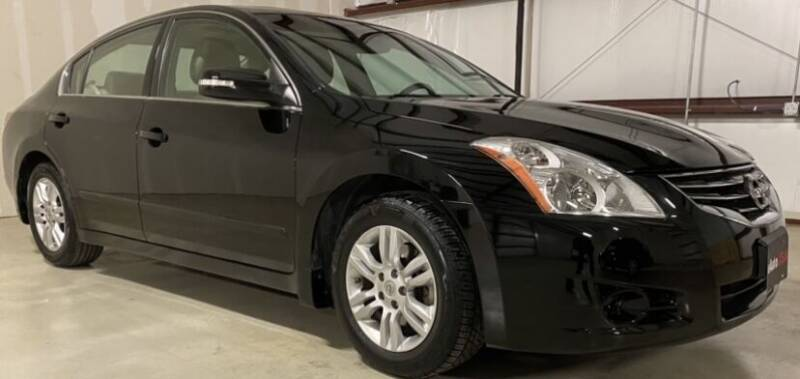 2010 Nissan Altima for sale at eAuto USA in New Braunfels TX