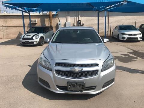 2013 Chevrolet Malibu for sale at Autos Montes in Socorro TX