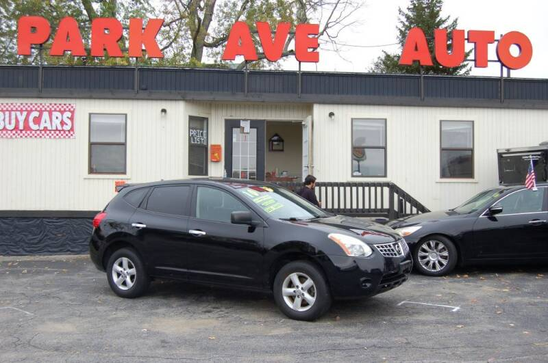 2010 Nissan Rogue for sale at Park Ave Auto Inc. in Worcester MA