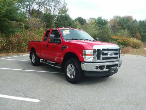 2010 Ford F-250 Super Duty for sale at Westford Auto Sales in Westford MA