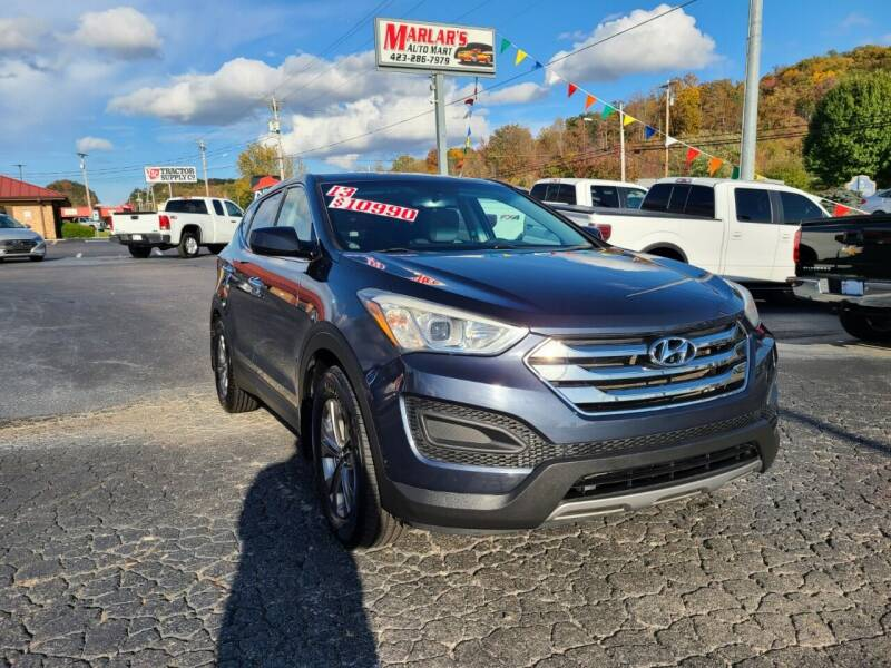 2013 Hyundai Santa Fe Sport for sale at MARLAR AUTO MART SOUTH in Oneida TN