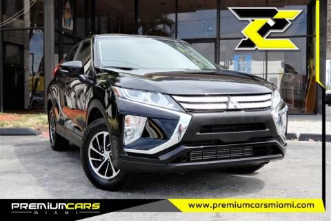 2020 Mitsubishi Eclipse Cross for sale at Premium Cars of Miami in Miami FL