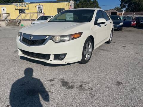 2010 Acura TSX for sale at Honest Abe Auto Sales 2 in Indianapolis IN