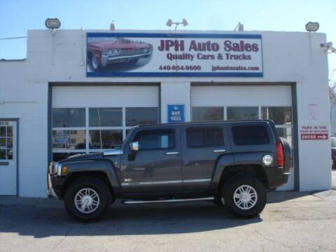 2008 HUMMER H3 for sale at JPH Auto Sales in Eastlake OH