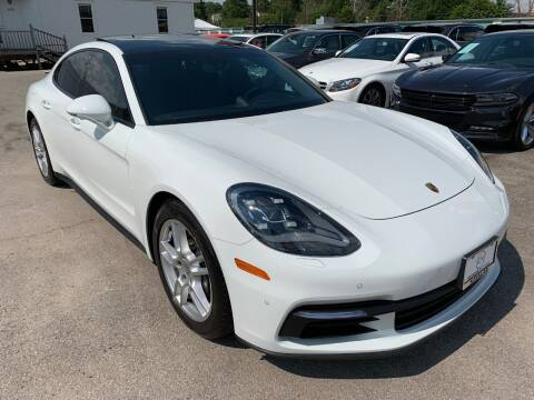 2018 Porsche Panamera for sale at KAYALAR MOTORS in Houston TX