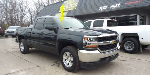 2017 Chevrolet Silverado 1500 for sale at Kevin Lapp Motors in Plymouth MI