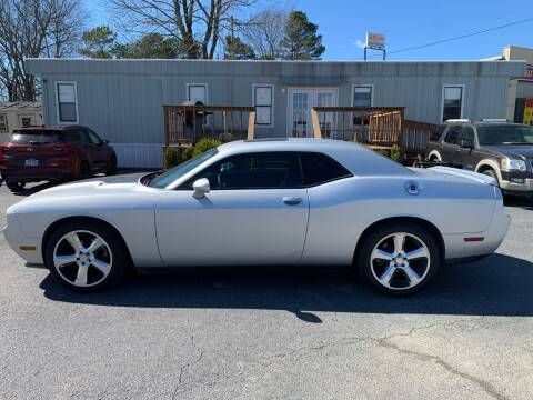 2012 Dodge Challenger for sale at BRYANT AUTO SALES in Bryant AR