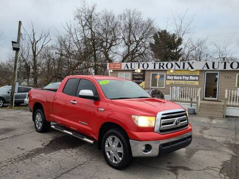 2010 Toyota Tundra for sale at Auto Tronix in Lexington KY