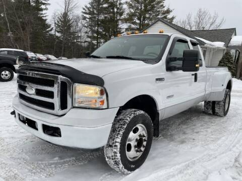 2006 Ford F-350 Super Duty for sale at Williston Economy Motors in Williston VT