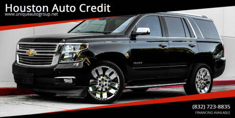2015 Chevrolet Tahoe for sale at Houston Auto Credit in Houston TX