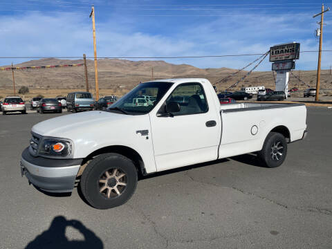 2000 Ford F-150 for sale at Super Sport Motors LLC in Carson City NV