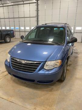 2007 Chrysler Town and Country for sale at RDJ Auto Sales in Kerkhoven MN