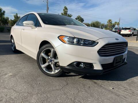 2015 Ford Fusion for sale at Boktor Motors in Las Vegas NV