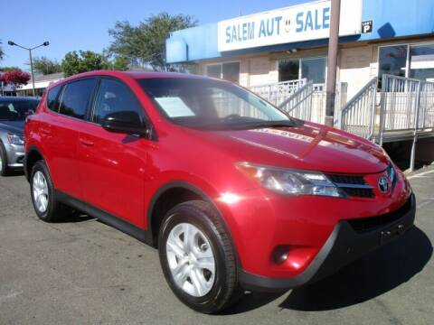 2015 Toyota RAV4 for sale at Salem Auto Sales in Sacramento CA