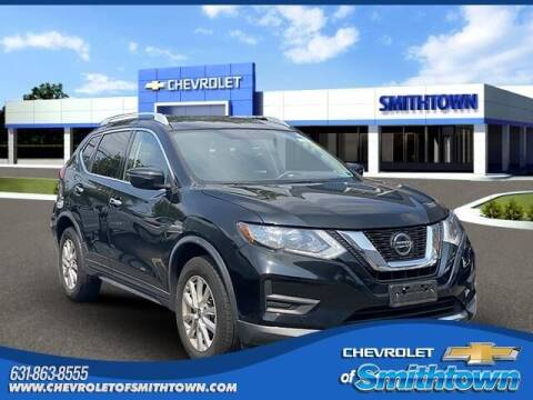 2018 Nissan Rogue for sale at CHEVROLET OF SMITHTOWN in Saint James NY