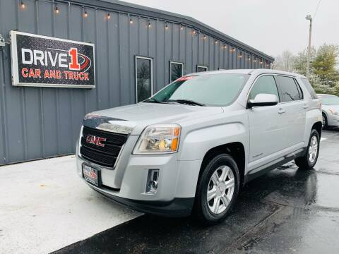 2015 GMC Terrain for sale at Drive 1 Car & Truck in Springfield OH