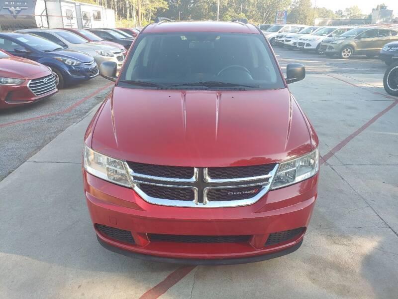 2013 Dodge Journey for sale at Adonai Auto Broker in Marietta GA