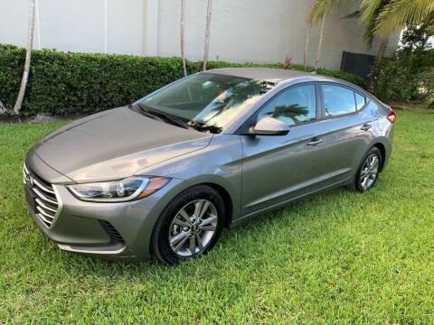 2018 Hyundai Elantra for sale at Ven-Usa Autosales Inc in Miami FL