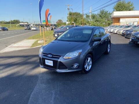 2012 Ford Focus for sale at CARMART of Smyrna in Smyrna DE