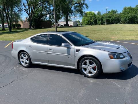 2008 Pontiac Grand Prix for sale at Dittmar Auto Dealer LLC in Dayton OH