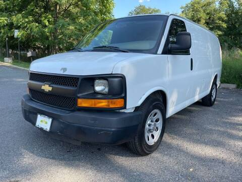 2012 Chevrolet Express Cargo for sale at Crazy Cars Auto Sale in Jersey City NJ
