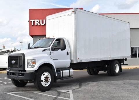 2017 Ford F-750 Super Duty for sale at Trucksmart Isuzu in Morrisville PA