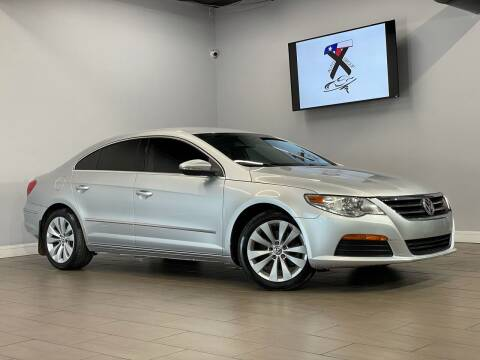 2011 Volkswagen CC for sale at TX Auto Group in Houston TX