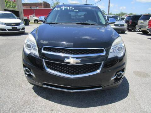 2014 Chevrolet Equinox for sale at DERIK HARE in Milton FL