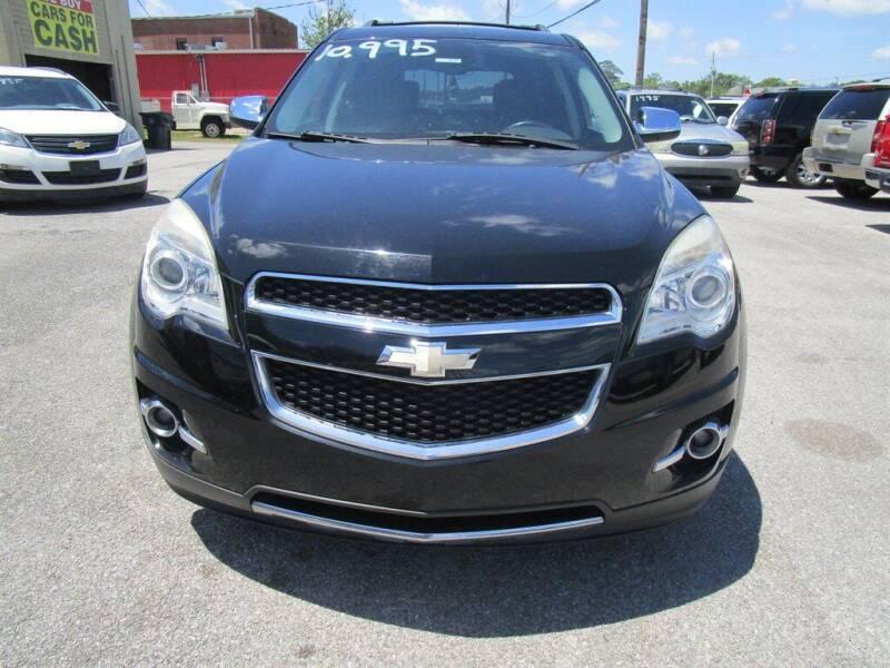2014 Chevrolet Equinox for sale at DERIK HARE in Milton FL