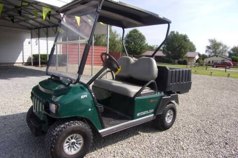 2016 Club Car Carry All 100 Gas Dump for sale at Area 31 Golf Carts - Gas 2 Passenger in Acme PA
