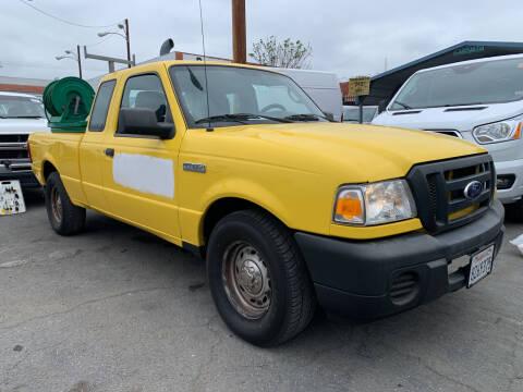 2010 Ford Ranger for sale at Best Buy Quality Cars in Bellflower CA