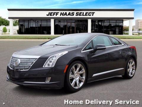 2014 Cadillac ELR for sale at JEFF HAAS MAZDA in Houston TX