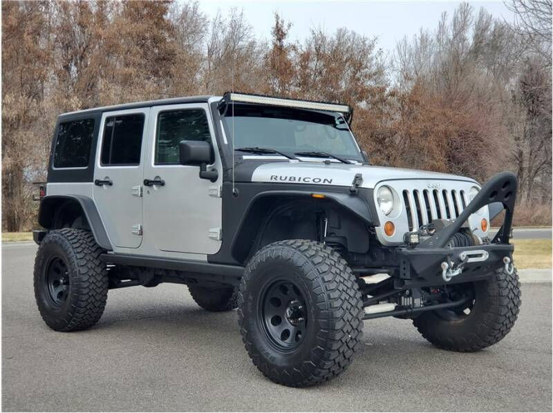 2007 Jeep Wrangler Unlimited for sale at Elite 1 Auto Sales in Kennewick WA