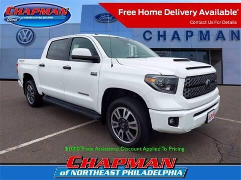 2019 Toyota Tundra for sale at CHAPMAN FORD NORTHEAST PHILADELPHIA in Philadelphia PA