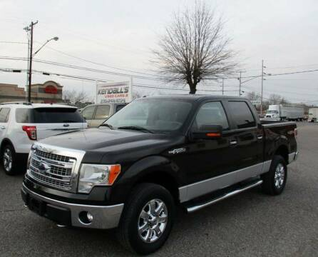 2013 Ford F-150 for sale at Kendall's Used Cars 2 in Murray KY