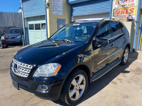 2011 Mercedes-Benz M-Class for sale at Polonia Auto Sales and Service in Hyde Park MA