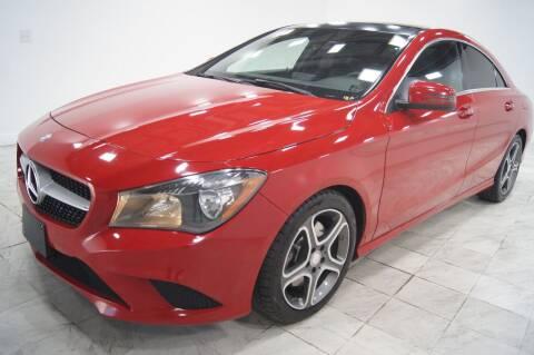 2014 Mercedes-Benz CLA for sale at Sacramento Luxury Motors in Carmichael CA