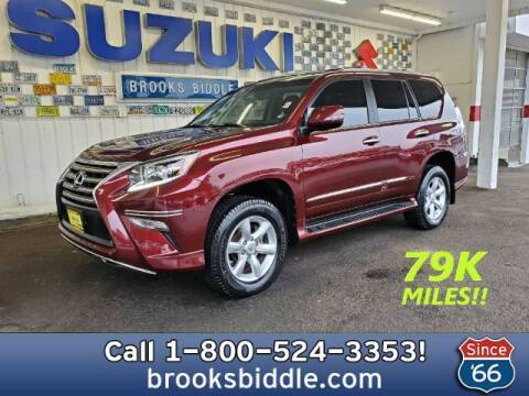 2014 Lexus GX 460 for sale at BROOKS BIDDLE AUTOMOTIVE in Bothell WA