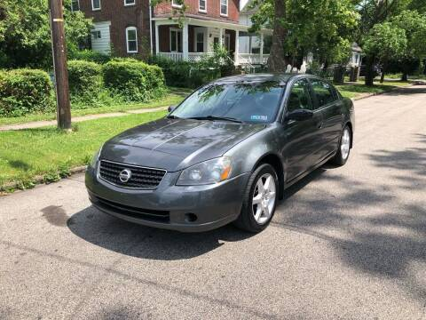 2006 Nissan Altima for sale at Michaels Used Cars Inc. in East Lansdowne PA