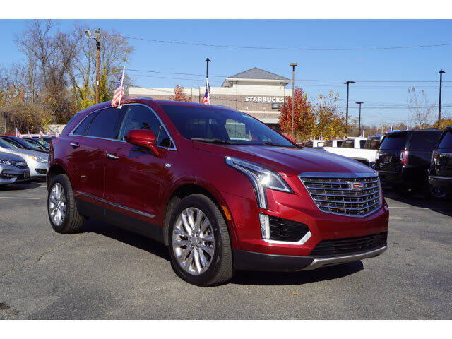 2017 Cadillac XT5 for sale at Classified pre-owned cars of New Jersey in Mahwah NJ