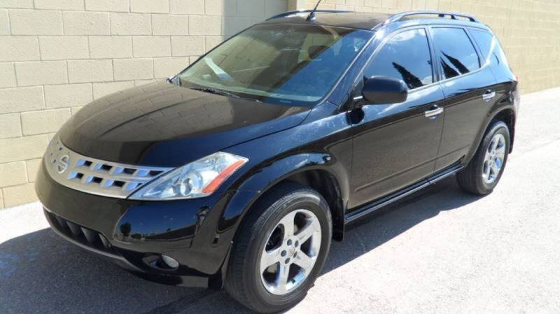 2004 Nissan Murano for sale at Eastside Auto Sales in El Paso TX