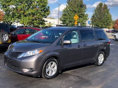 2017 Toyota Sienna for sale at BATTENKILL MOTORS in Greenwich NY